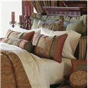Eastern Accents Glenwood Bolster Sham - Item Number: BOL-130