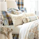 Eastern Accents Kinsey Euro Sham - Item Number: EUS-300