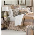 Eastern Accents Lancaster Full Hand-Tacked Comforter - Item Number: DVF-231T