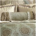 Eastern Accents Marbella Bolster Sham - Item Number: BOL-148