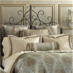 Eastern Accents Marbella Grand Queen Sham