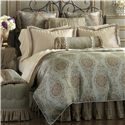Eastern Accents Marbella Twin Duvet Cover - Item Number: DVT-148
