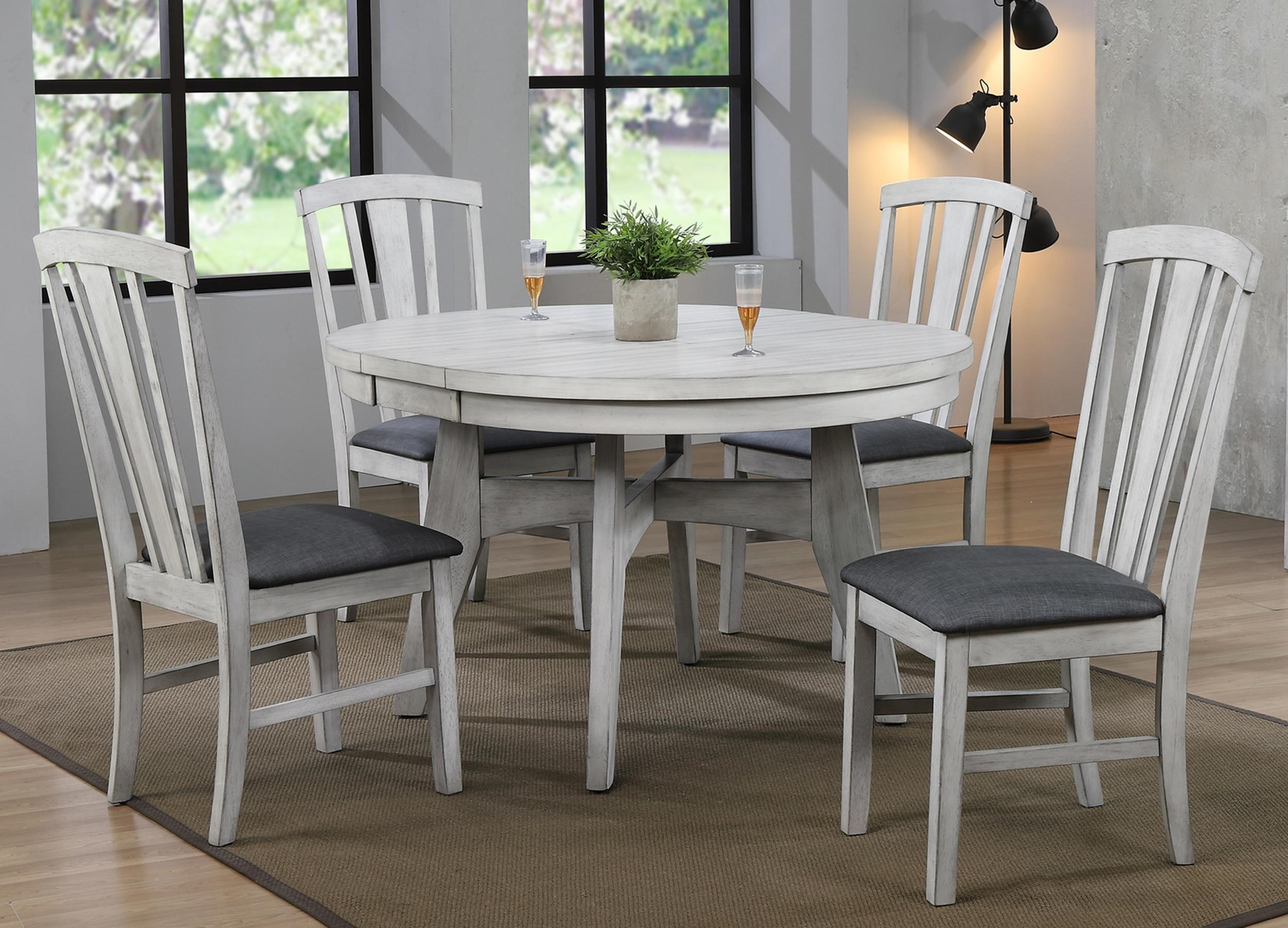 5 Piece Table and Chair Set