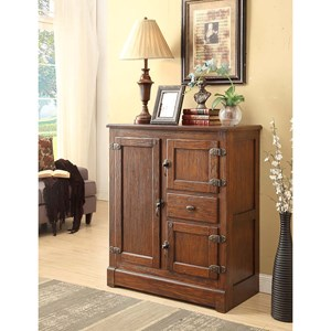 E.C.I. Furniture Spirit - 0506 Spirit Cabinet
