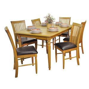 E.C.I. Furniture Joseph Casual  Dining Table