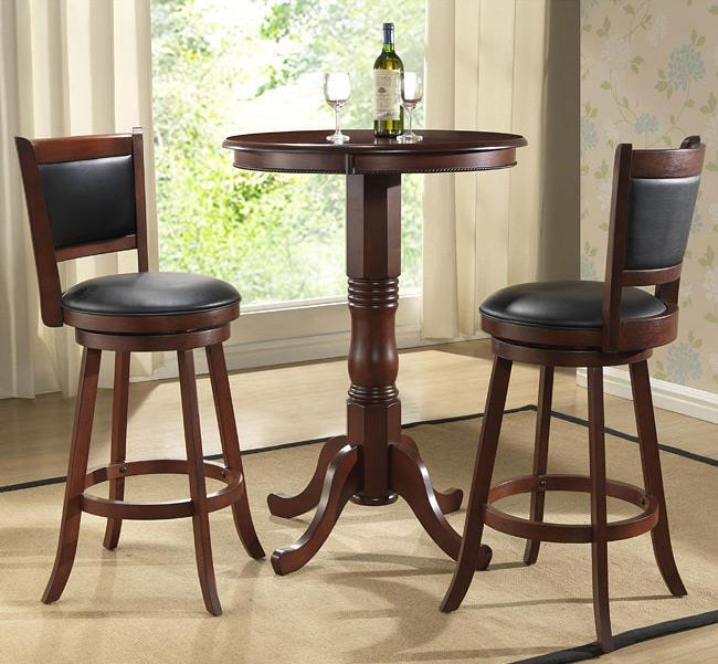 E.C.I. Furniture Dining  Adjustable Pub Table - Item Number: 1266-35-ADPT