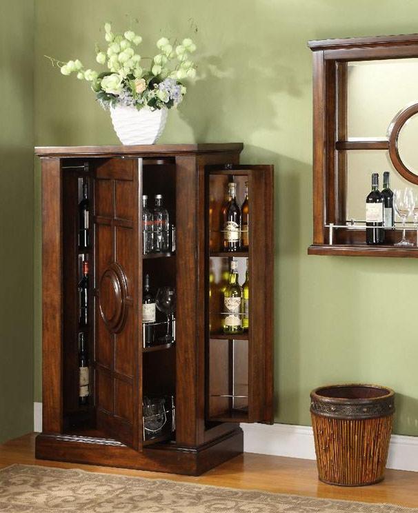 E.C.I. Furniture Guinness Bar Bar Armoire - Item Number: 1240-35-AB