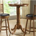 E.C.I. Furniture Burnished Collection Bar Height Pub Table - Item Number: 1266-03/TKIT