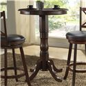 E.C.I. Furniture Burnished Collection Bar Height Pub Table - Item Number: 1266-35/TKIT