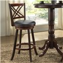 E.C.I. Furniture Burnished Collection Bar Height Pub Table
