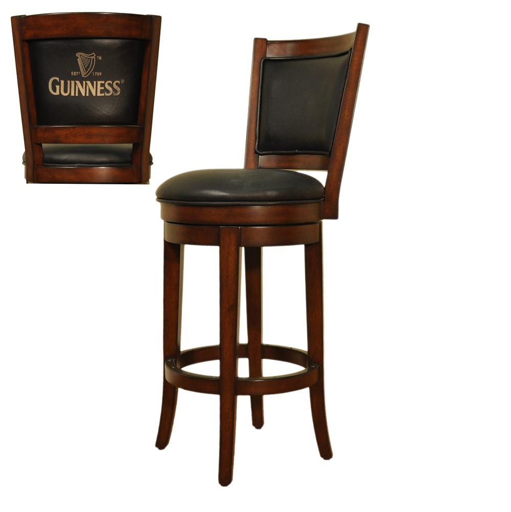 E.C.I. Furniture Guinness Bar Guinness Barstool - Item Number: 1236-35-BS