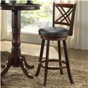 "E.C.I. Furniture Bar Stools 24"" Counter Stool - Item Number: 1300-35-BS24"