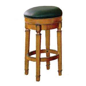 E.C.I. Furniture Bar Stools Nova Backless Bar Stool
