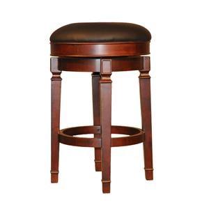 E.C.I. Furniture Bar Stools Backless Bar Stool