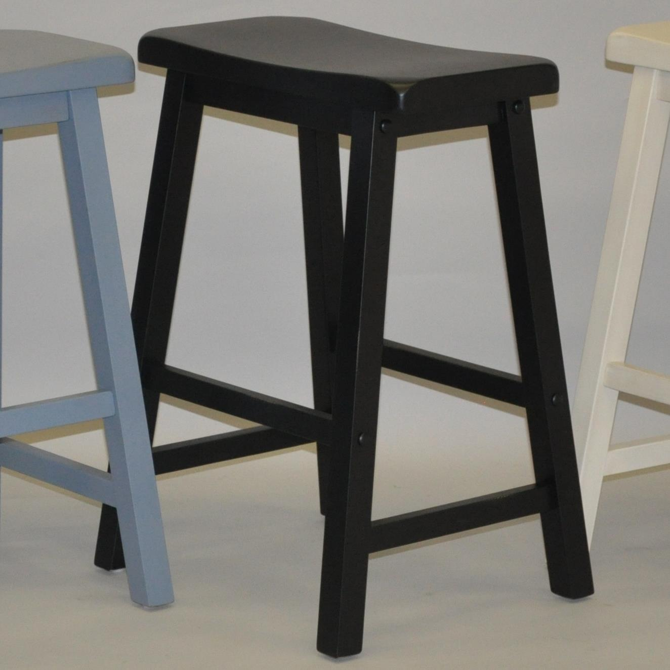 "E.C.I. Furniture Bar Stools 24"" Bar Stool - Item Number: 8501-10-BS"