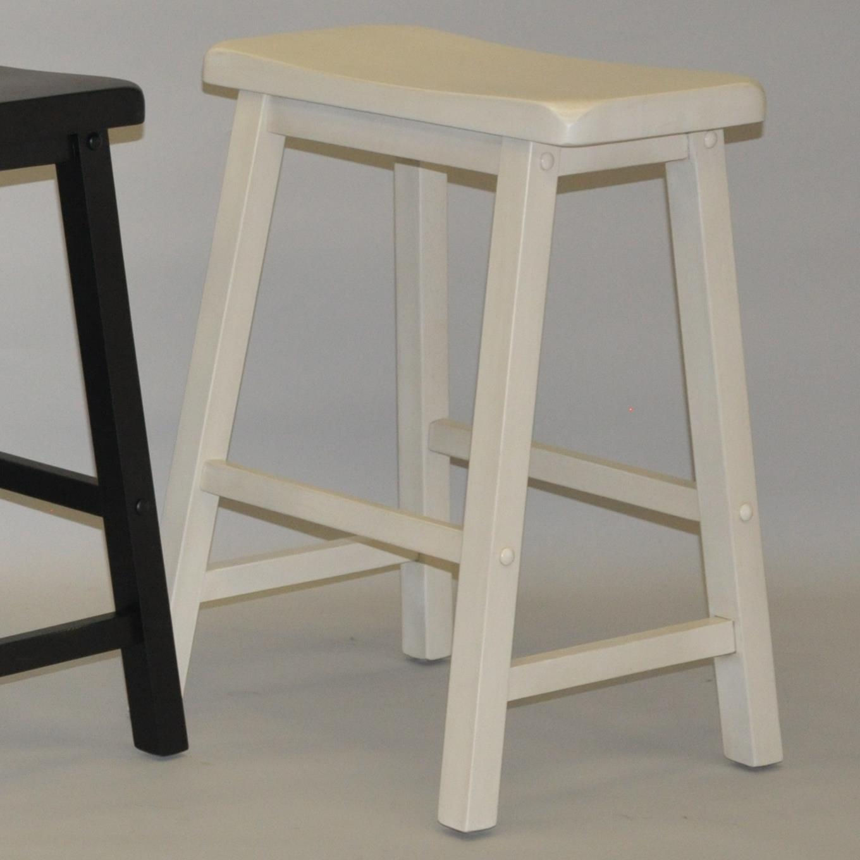 "E.C.I. Furniture Bar Stools 24"" Bar Stool - Item Number: 8501-20-BS"