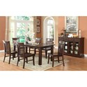 E.C.I. Furniture Gettysburg Casual Dining Room Group  - Item Number: 1475 Casual Dining Room Group 1