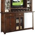 E.C.I. Furniture Gettysburg Back Bar Base - Item Number: 1475-05-EBB
