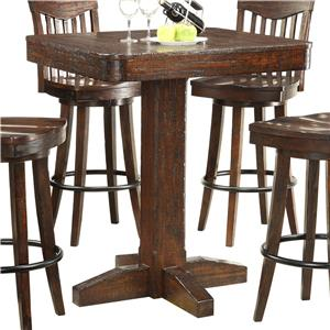E.C.I. Furniture Gettysburg Bar Height Dining Table