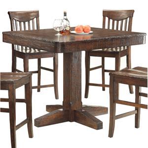 E.C.I. Furniture Gettysburg Counter Height Table