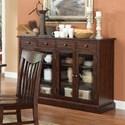 E.C.I. Furniture Gettysburg Matching Server - Item Number: 1475-05-SR