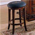 E.C.I. Furniture Guinness Bar Guinness Bar Stool - Item Number: 1235-35-BLBS