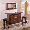 E.C.I. Furniture Guinness Bar Guinness Leather Bar Stool