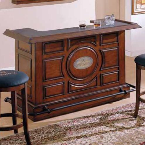 E.C.I. Furniture Guinness Bar Guinness Bar - Item Number: 1235-35-PT+PB