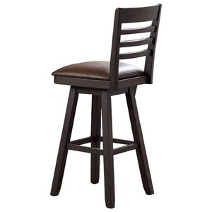 "E.C.I. Furniture Lexington 30"" Swivel Stool"