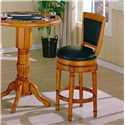E.C.I. Furniture Monticello  Bar Stool - Item Number: 1200-03-PGS