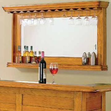 E.C.I. Furniture Nova Bar Mirror - Item Number: 1100-03-BM