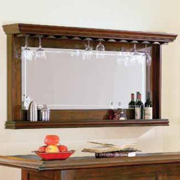 E.C.I. Furniture Nova Bar Mirror - Item Number: 1100-35-BM