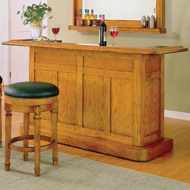 E.C.I. Furniture Nova Bar - Item Number: 1101-03-T/B