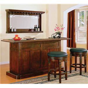 E.C.I. Furniture Nova Bar with Stools