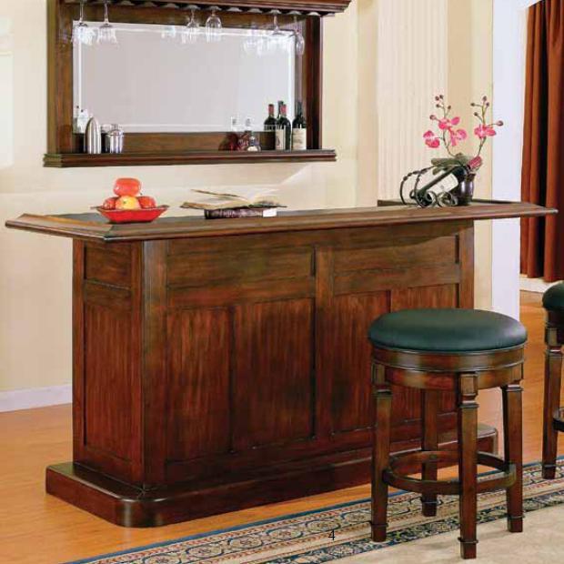 E.C.I. Furniture Nova Bar - Item Number: 1101-35-T/B