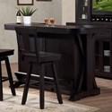 E.C.I. Furniture Rum Pointe Bar - Item Number: 0590-69-B+BT