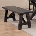 E.C.I. Furniture Rum Pointe Dining Bench - Item Number: 0590-69-BN