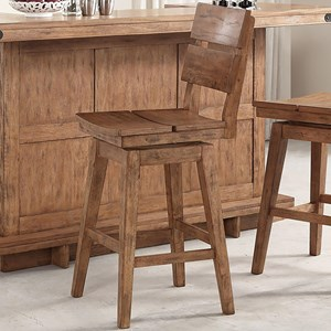E.C.I. Furniture Shenandoah - 0515 Barstool