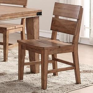 Beau E.C.I. Furniture Shenandoah   0515 Side Chair