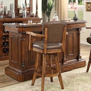 E.C.I. Furniture Trafalgar - 0403 Bar Base + Top