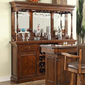 E.C.I. Furniture Trafalgar - 0403 Back Bar Base