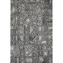 "ED Ellen DeGeneres Crafted by Loloi Artesia 2'-6"" X 7'-6"" Rug - Item Number: ARTEART-01CCGY2676"