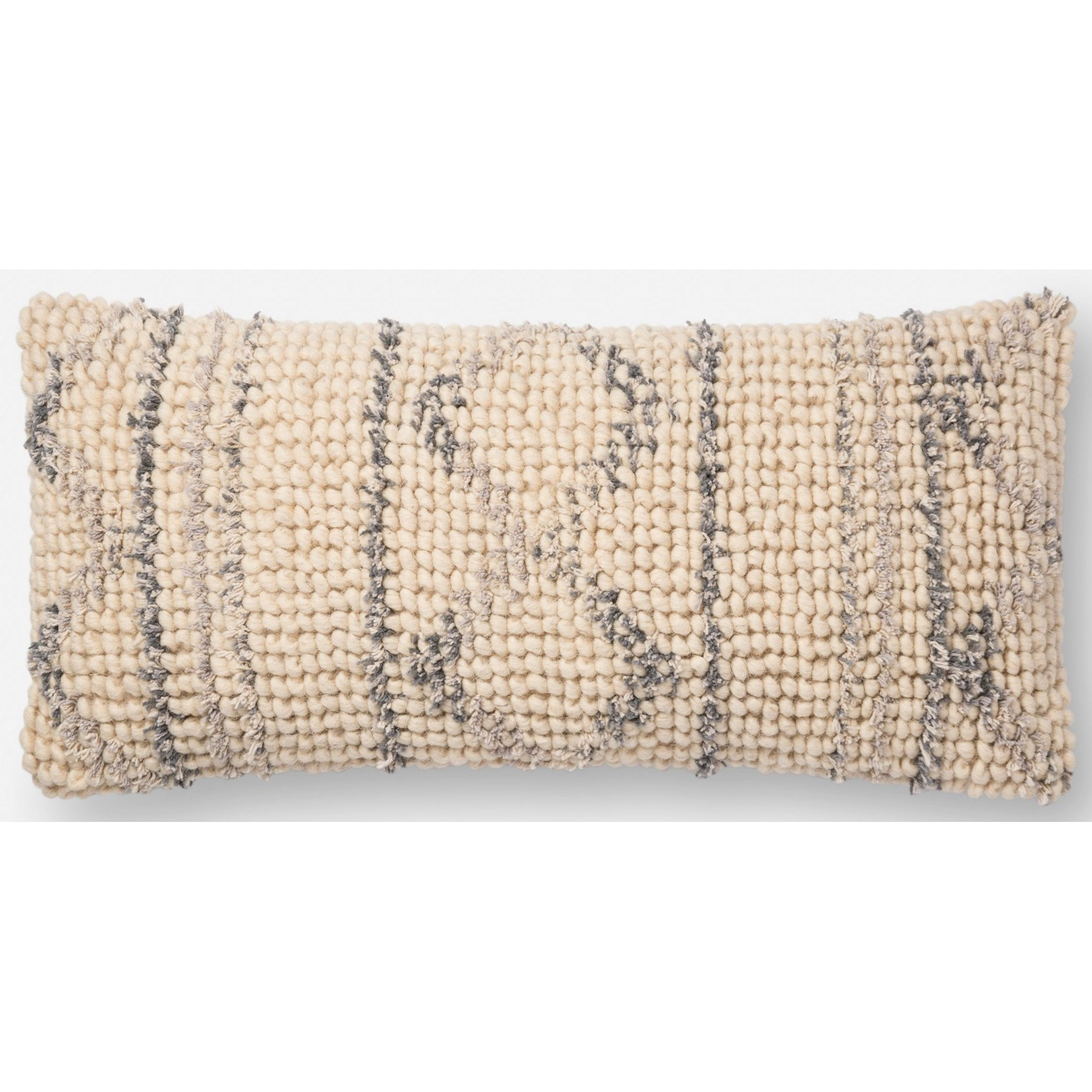 """12"""" X 27"""" Pillow Cover w/Down"""