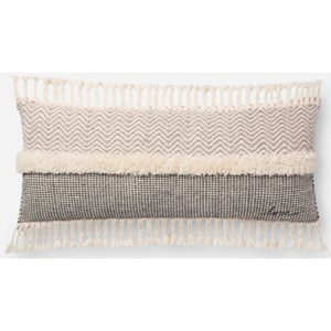 "13"" X 35"" Pillow Cover w/Down"
