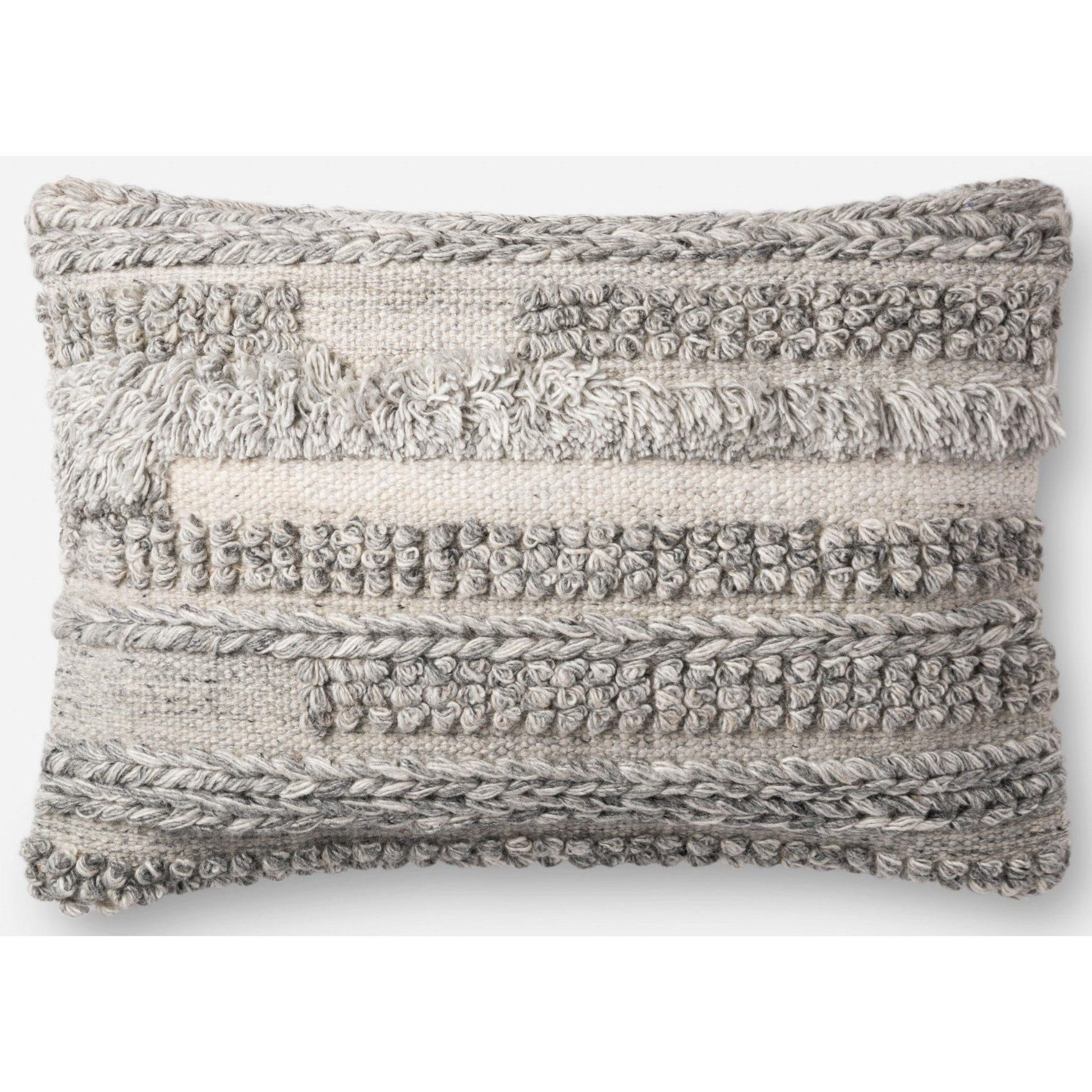 """16"""" X 26"""" Pillow Cover w/Down"""