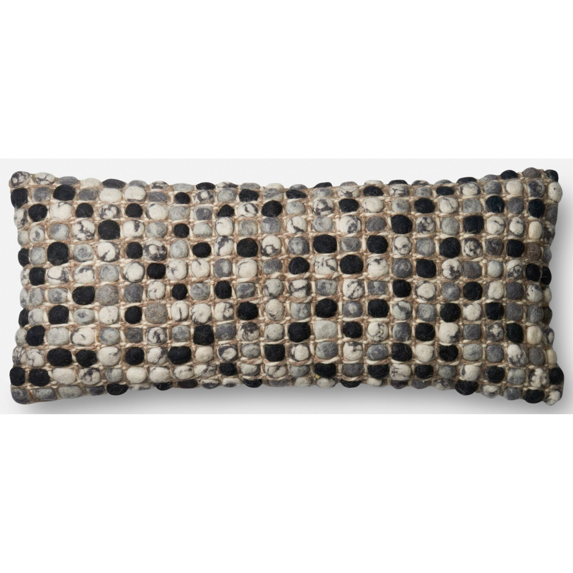 """13"""" X 35"""" Pillow Cover w/Poly"""