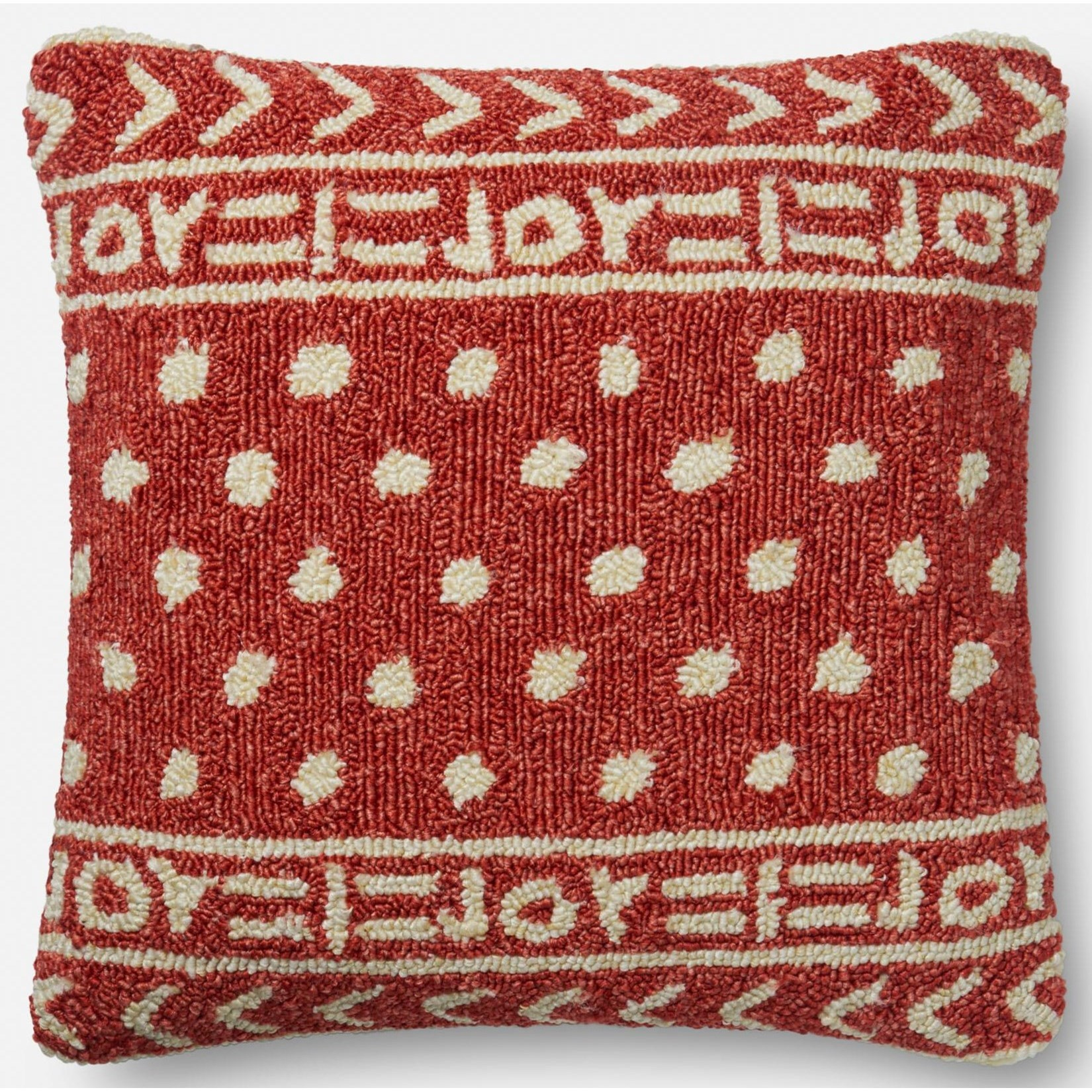 """22"""" X 22"""" Pillow Cover w/Poly"""