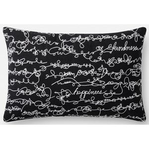 "13"" X 21"" Pillow Cover w/Poly"