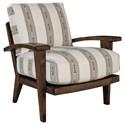ED Ellen DeGeneres Crafted by Thomasville Ellen DeGeneres Hillcrest Chair - Item Number: 2652-15-4343-63