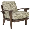 ED Ellen DeGeneres Crafted by Thomasville Ellen DeGeneres Hillcrest Chair - Item Number: 2652-15-5939-03